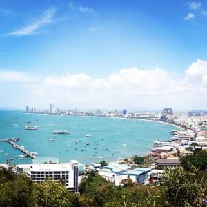 For SaleBusinesses for salePattaya, Bangsaen, Chonburi : Pattaya luxury hotel for sale Near Khao Phra Tamnak Panorama View