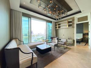 เช่าคอนโดวงเวียนใหญ่ เจริญนคร : For Rent Brandnew Super Luxury condominium The Residence at Mandarin Oriental Bangkok