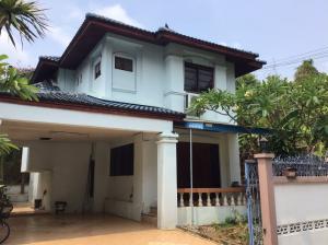 For RentHouseKasetsart, Ratchayothin : 2 storey detached house for rent near Major Ratchayothin, Phahon Yothin 35 Rd.