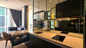 For SaleCondoWitthayu,Ploenchit  ,Langsuan : Selling luxury condo 1 Bedroom, 1 Bathroom at 28 chidlom close to BTS chidlom Ref. A01210403