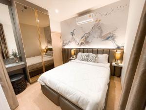 For RentCondoSukhumvit, Asoke, Thonglor : Condo for rent Maru Ekamai 2, 10th floor, AOL-F82-2104003710.