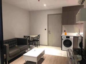 For RentCondoSukhumvit, Asoke, Thonglor : BEST PRICE RHYTHM RENT #EKKAMAI 1 bedroom 35 sqm, special price reduced to 17000 baht