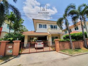 For SaleHouseRama5, Ratchapruek, Bangkruai : V single house ✨ Casa Ville village Ratchaphruek-Chaengwattana, only 4.55 million baht !!!