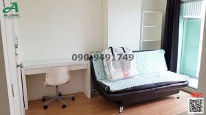 For RentCondoLadkrabang, Suwannaphum Airport : Condo for rent Lumpini On Nut - Ladkrabang 1 beautiful room ready to move in