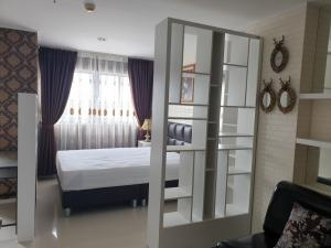 For SaleCondoNawamin, Ramindra : Urgent sale, newly decorated room, very beautiful 🔥⚡ On the main road, 2 ways access, Ramindra Road and Nawamin Road Near Fashion Island Department Store