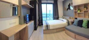 เช่าคอนโดท่าพระ ตลาดพลู : For Rent Ideo Mobi Charan-Interchange (22 sqm.)