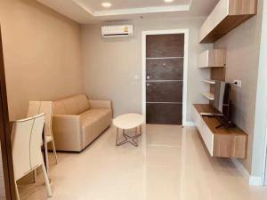 For RentCondoSamrong, Samut Prakan : For rent - The Metropolis Samrong -BTS Samrong big size cheap price