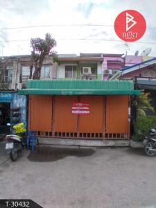 For SaleTownhouseSamrong, Samut Prakan : 2-storey townhouse for sale, City Park Village, Theparak km.22, Samut Prakan