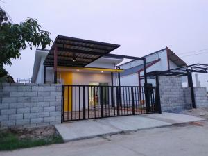 For SaleHouseUdon Thani : (Owner for sale) Single house in Udon Thani Municipality, Ring around 600 meters from the bypass road, next to Nong Yai, 54.8 square meters