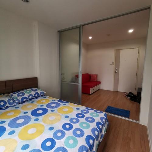 For RentCondoBangna, Lasalle, Bearing : Condo for rent Lumpini Ville Sukhumvit 109 - Bearing LUMPINI VILLE SUKHUMVIT 109-BEARING