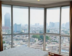 For SaleCondoWongwianyai, Charoennakor : SA047 100 million view room for sale, The Niche Taksin only 2.2 million ready to transfer.