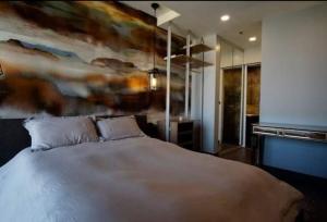 For RentCondoSapankwai,Jatujak : Rent: Rhythm Phahon Ari, high floor, beautiful room, city view