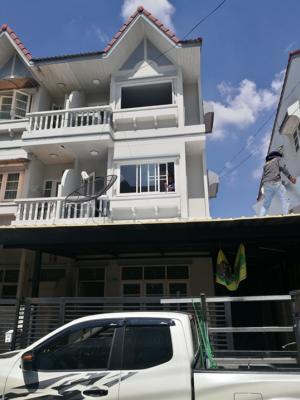 For SaleTownhouseLadprao 48, Chokchai 4, Ladprao 71 : ทาวน์โฮม3ชั้น นาคนิวาส37 Town Home 3 levels Nakniwas 37