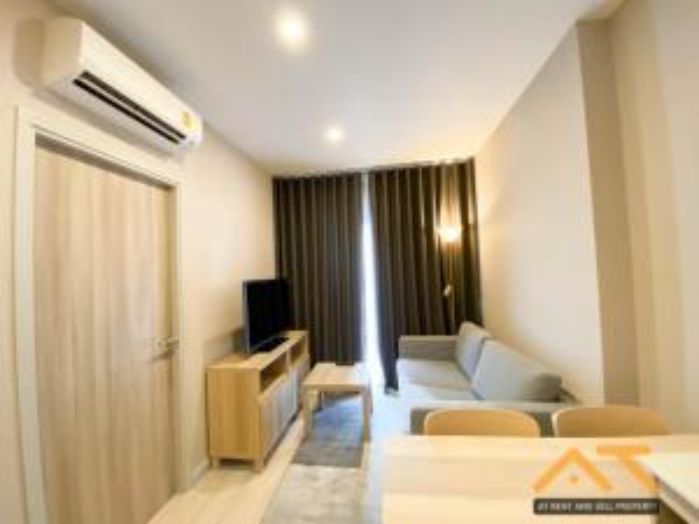 For RentCondoSathorn, Narathiwat : For Rent KnightsBridge Prime Sathorn 1Bed , size 25 sq.m., Beautiful room, fully furnished.