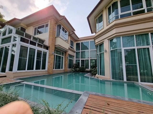 For SaleHousePinklao, Charansanitwong : Luxury mansion for sale, Q-Twelve Ratchaphruek project, Ratchapruek area, opposite The Circle Ratchapruek
