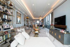 ขายคอนโดสุขุมวิท อโศก ทองหล่อ : ขายคอนโด Marque Sukhumvit ขนาด 185 Sq.m 2 bed 3 bath ราคาเพียง 111.38 MB ชั้น 40+