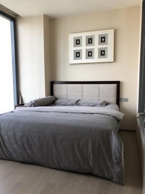 เช่าคอนโดสุขุมวิท อโศก ทองหล่อ : ให้เช่าคอนโด The Esse Asoke ขนาด 49 Sq.m 1 bed 1 bath ราคาเพียง 55000 เท่านั้น !! ชั้น 50 +