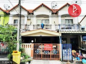 For SaleTownhouseSamrong, Samut Prakan : Quick sale townhouse. Thepharak Village, Km 25, Bang Sao Thong, Samut Prakan