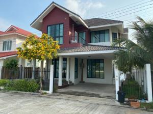 For RentHouseRamkhamhaeng,Min Buri, Romklao : house for rent Chokchai Panjasap AOL-F81-2104003738