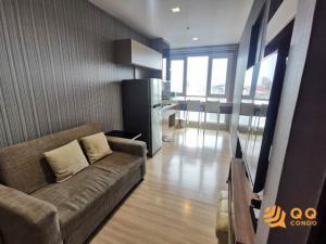 For SaleCondoSathorn, Narathiwat : For sale Rhythm Sathorn - 1 Bed, size 35 sq.m., Beautiful room, fully furnished.