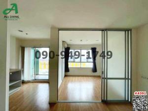 For RentCondoRamkhamhaeng Nida, Seri Thai : Condo for rent, Lumpini Ville Ramkhamhaeng 60/2, ready to move in