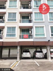 For SaleCondoPattaya, Bangsaen, Chonburi : Condo for sale Casa One Sriracha (Casa 1 Sriracha) Chonburi beautiful room near tourist attractions