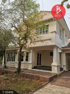 For SaleHouseSamrong, Samut Prakan : House for sale Chaiyapruek Village, Theparak (Soi Thanasit), Samut Prakan