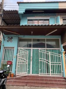 For RentTownhouseRamkhamhaeng,Min Buri, Romklao : House for rent