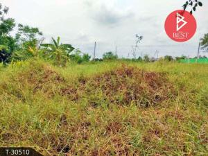 For SaleLandRangsit, Patumtani : Land for sale, 1 ngan, 0.0 square meters, Nong Suea, Pathum Thani.