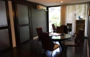 For RentHome OfficeRatchadapisek, Huaikwang, Suttisan : 2389-A😊 For RENT 1-storey home office for rent, 4 bedrooms 🚄 near Huai Khwang MRT 🏢 Ratchada 🔔 House area: 50.00 square wa 🔔 Usable area: 200.00 sq.m. 💲 Rent: 28,000 ฿ 📞O99- 5919653✅LineID: @sureresidence