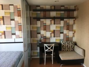 For RentCondoPattaya, Bangsaen, Chonburi : E481 Condo for rent, Lumpini Condo Town, North Pattaya, Sukhumvit 23 sqm, 1 bedroom.