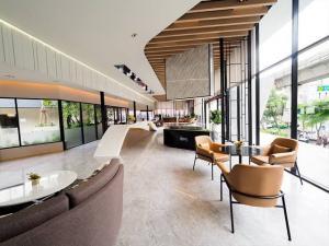 For RentCondoOnnut, Udomsuk : 🔥🔥Hot Deal!🔥🔥For Rent, The Excel Hideaway Sukhumvit 71, 1 bedroom 8th floor near BTS Phra Khanong.[Code:A153]