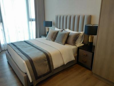 For RentCondoOnnut, Udomsuk : 2396-A😊 For RENT 2 bedroom for rent 🚄 near BTS Punnawithi 🏢 Whizdom Essence Whizdom Essence🔔 Area: 55.00 sq.m. 💲 Rent: 33,000 ฿ 📞O86-454O477, O99 -5919653✅LineID: @sureresidence