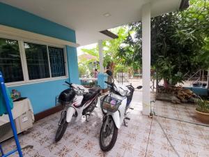 For SaleHouseBangbuathong, Sainoi : House for sale, Pruksa 3 Village, Soi Wat Lat Pladuk, Bang Khurat Subdistrict, Bang Bua Thong District, Nonthaburi
