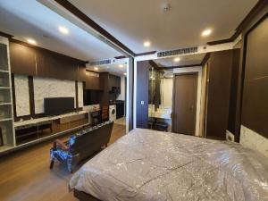 เช่าคอนโดสยาม จุฬา สามย่าน : เช่าด่วน  ห้องใหม่ชั้นสูง Ashton chula-silom 1 ห้องนอน วิวสวนลุม แต่งสวย 22,000 บาท /ด เครื่องใช้ไฟฟ้าครบ  นัดดูห้องได้ทุกวัน  mrt สามย่าน ติดม.จุฬา  0626562896 เรย์ เซลล์ประจำโครงการ