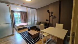 For SaleCondoLadkrabang, Suwannaphum Airport : ขาย 1 ห้องนอน 1 ห้องน้ำ 30 ตร.ม. อาคารเอ ราคา 1.39 ล้าน