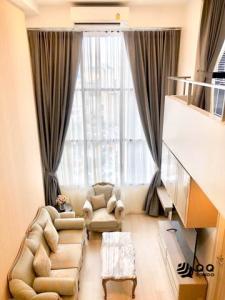 For RentCondoSathorn, Narathiwat : For Rent KnightsBridge Prime Sathorn  1Bed , size 45 sq.m., Beautiful room, fully furnished.