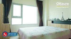 เช่าคอนโดท่าพระ ตลาดพลู : ให้เช่า Aspire Sathon-Thapra  1 ห้องนอน (clip vdo)