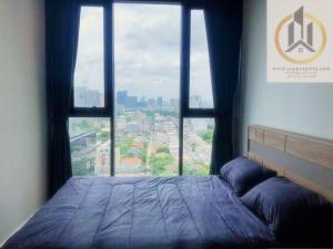 For RentCondoOnnut, Udomsuk : Condo for rent Whizdom Essence Sukhumvit 101 next to Whizdom Connect near BTS Punnawithi and BTS Udomsuk