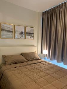 For RentCondoRama9, RCA, Petchaburi : SK02434 i-biza residence for rent ** MRT Phetchaburi **.