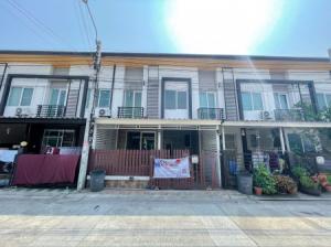 For SaleTownhouseRama5, Ratchapruek, Bangkruai : Sale Townhome 2.5 million Gusto Tha Nam Non 109 sq m. 19 sq m, negotiable price.