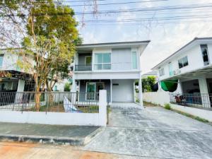 For SaleHouseRama5, Ratchapruek, Bangkruai : House for sale 3.5 million Innisio Pinklao-Wongwaen 103 sq m. 50 sq m, negotiable price again.