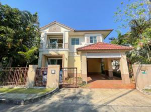 For SaleHouseNawamin, Ramindra : House for sale 4.1 million Saransiri Ramintra 1 phase 2 180 sq m 53 sq m.