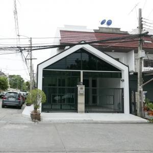 For RentTownhouseRamkhamhaeng, Hua Mak : Townhouse for rent Tharakorn Ramkhamhaeng 166.