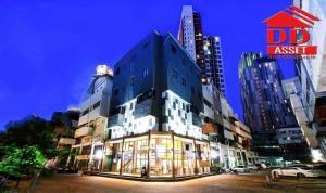 For SaleShophouseOnnut, Udomsuk : Urgent sale, corner building, hostel wire, bangkok, phrakanong, sukhumvit 48