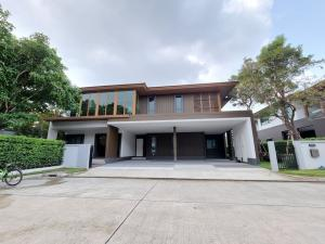 For RentHousePattanakan, Srinakarin : Luxury detached house for rent Burasiri Phatthanakan