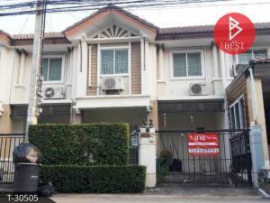 For SaleTownhouseBang Sue, Wong Sawang : 2 storey townhouse for sale, Pruksa Ville Village 27, Min Buri - Sukhaphiban 2, Bangkok.