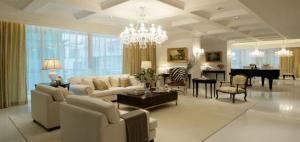 For SaleCondoSukhumvit, Asoke, Thonglor : [Sale] Royce Residence 335sqm (Penthouse) 4Bed4Bath 20Floor Fullyfurnished South, West