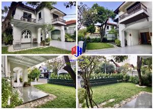 For SaleHouseOnnut, Udomsuk : House for sale Sukhumvit Garden City Sukhumvit 79 near BTS On Nut 150 meters opposite Lotus On Nut.