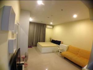 For RentCondoRama9, RCA, Petchaburi : For rent, Supalai Premier @ Asoke, SWU view, full furniture.